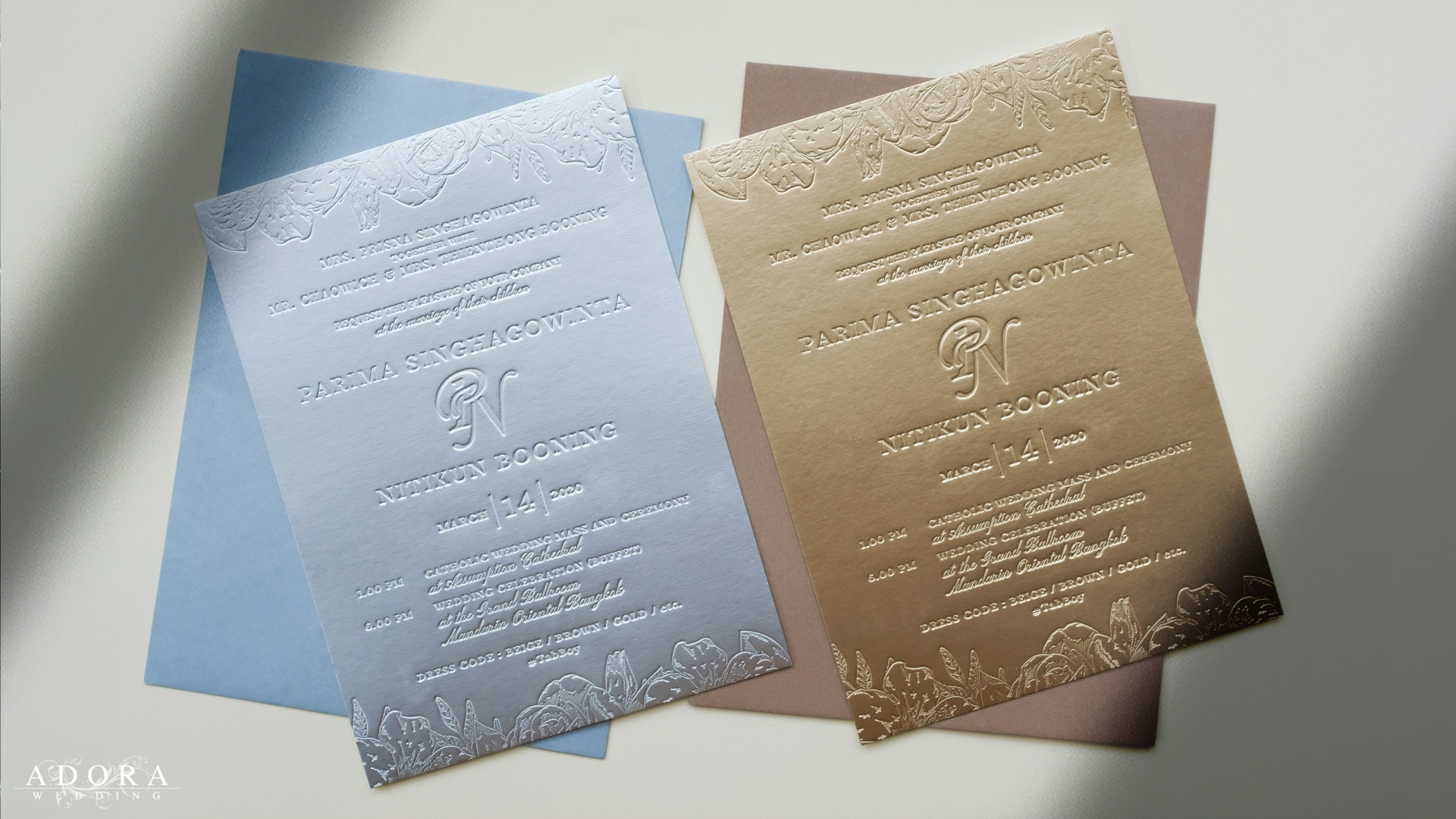 wedding-card-B141DG/DS