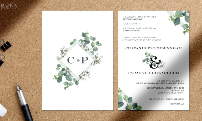 B164-wedding-card-cover